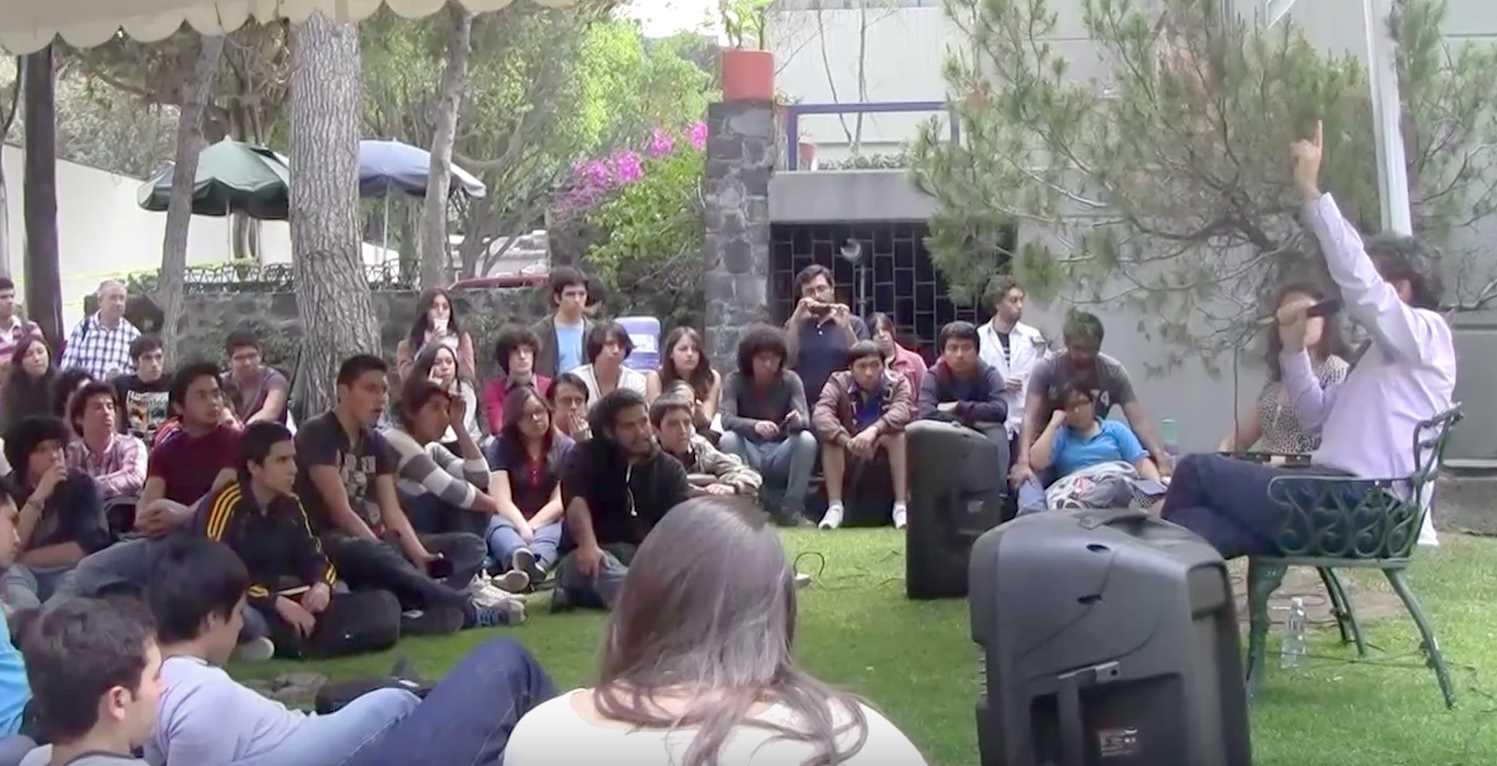 Entrevista Miguel Alcubierre Moya ICN UNAM