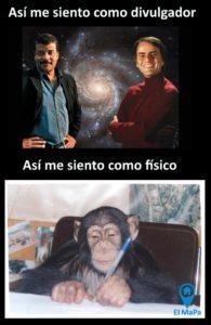 meme astrofisica