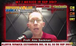 alex backman sismo manchas solar