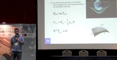 ondas gravitacionales Francisco Siddhartha Guzmán