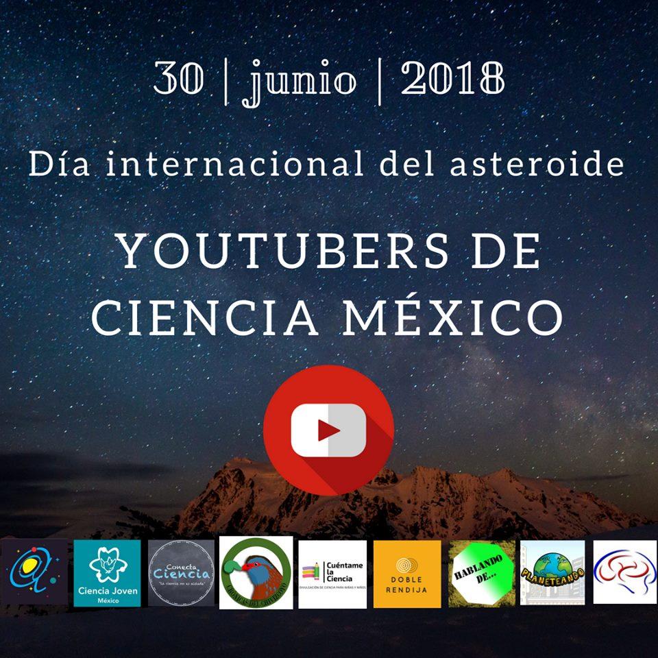 youtubers de ciencia youtube mexico