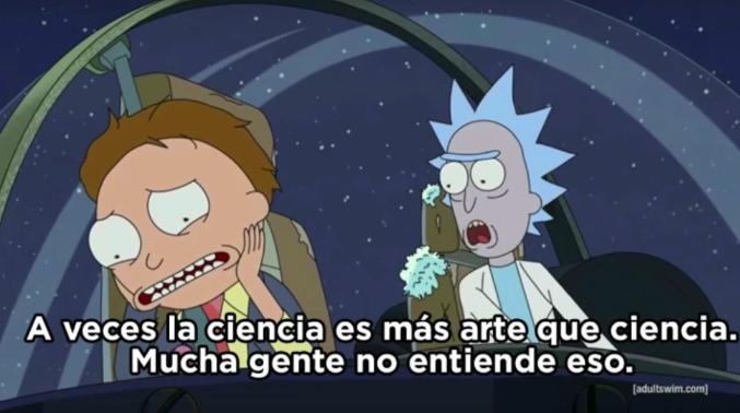 Multiverso de Artículos Científicos de Rick y Morty en Amazon ...