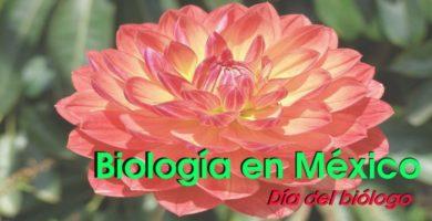 dia de la biología