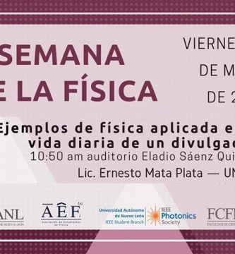 Semana de física en la FCFM Monterrey